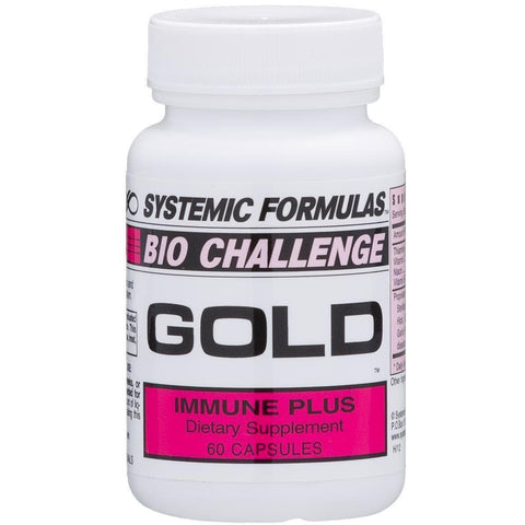 Systemic Formulas: #435 - GOLD - IMMUNE PLUS