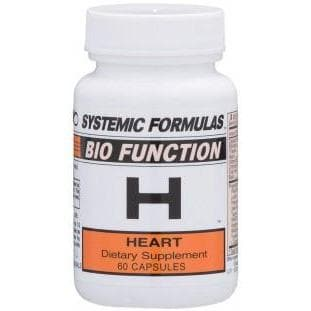 Systemic Formulas: #44 - H - HEART