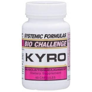 Systemic Formulas: #460 - KYRO - MUSCLE/LIGAMENT/TISSUE