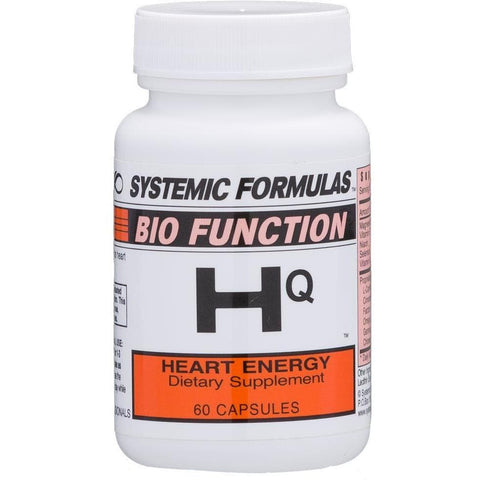 Systemic Formulas: #48 - HQ - HEART ENERGY