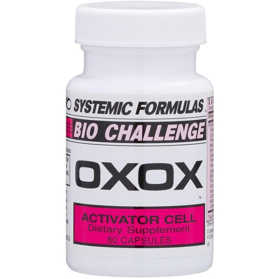Systemic Formulas: #483 - OXOX - ACTIVATOR CELL