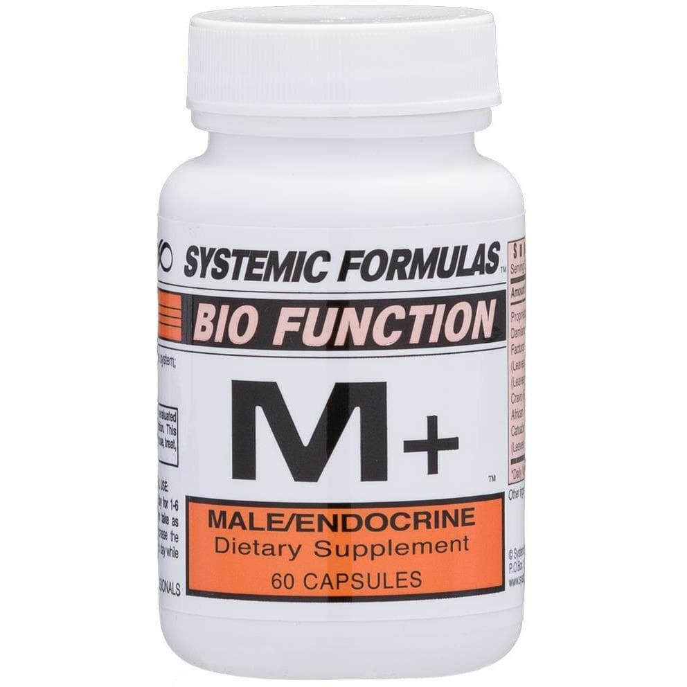 Systemic Formulas: #70 - M+ - MALE PLUS ENDOCRINE