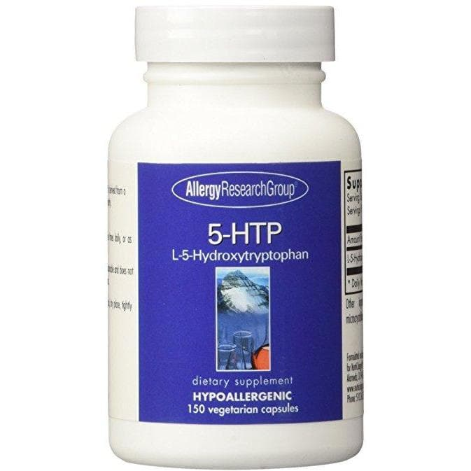 Allergy Research Group - 5-HTP - 150 vegetarian capsules