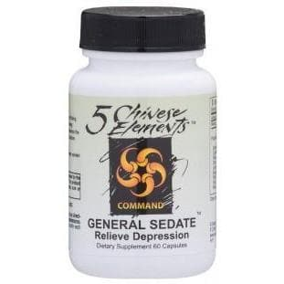 Systemic Formulas: #720 - GENERAL SEDATE - INVIGORATE VITALITY