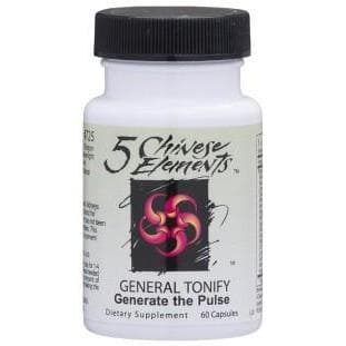 Systemic Formulas: #725 - GENERAL TONIFY - GENERATE THE PULSE