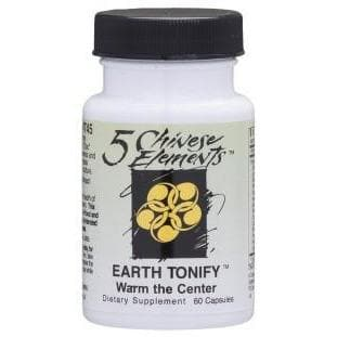 Systemic Formulas: #745 - EARTH TONIFY - WARM THE CENTER