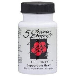 Systemic Formulas: #755 - FIRE TONIFY - SUPPORT THE HEART