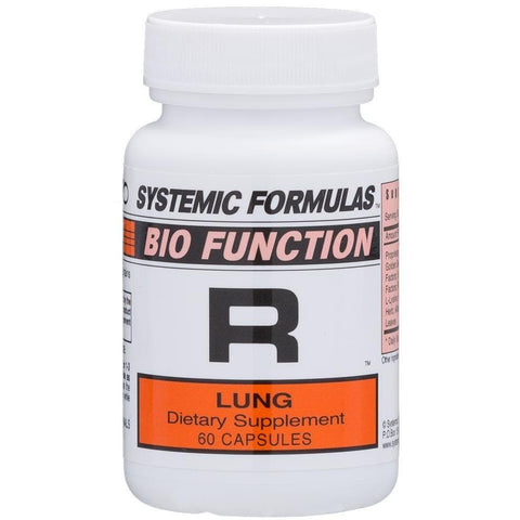 Systemic Formulas: #80 - R LUNG