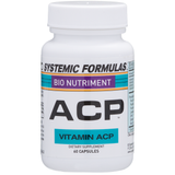 Systemic Formulas: #101 - ACP - VITAMIN ACP