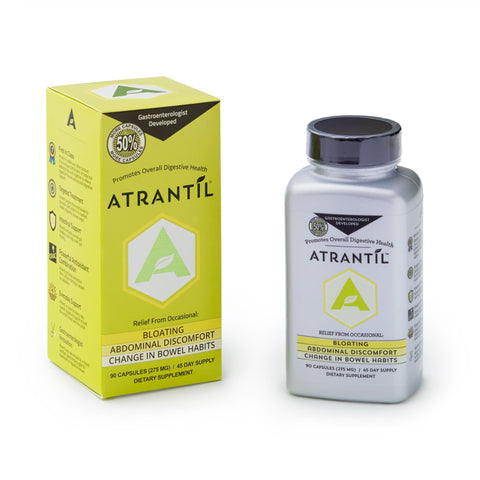 ATRANTíL – Bloating Relief and Everyday Digestive Health 90 capsules