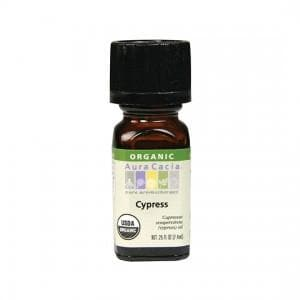 Cypress Oil Organic - 0.25 oz.