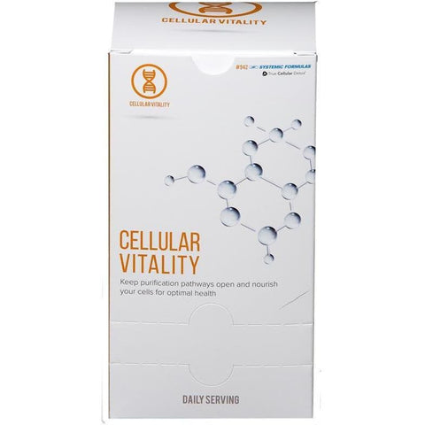 True Cellular Detox: Cellular Vitality #942 - 30 day supply