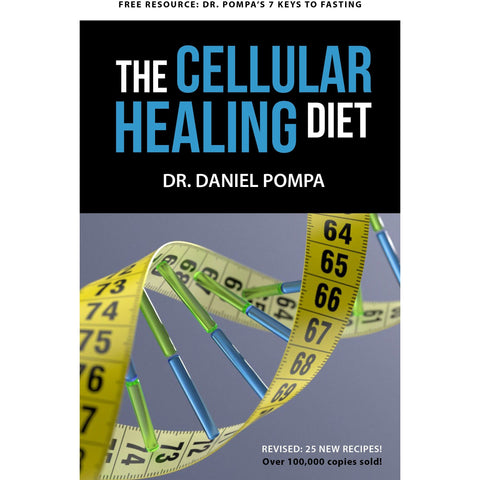 Cellular Healing Diet Book