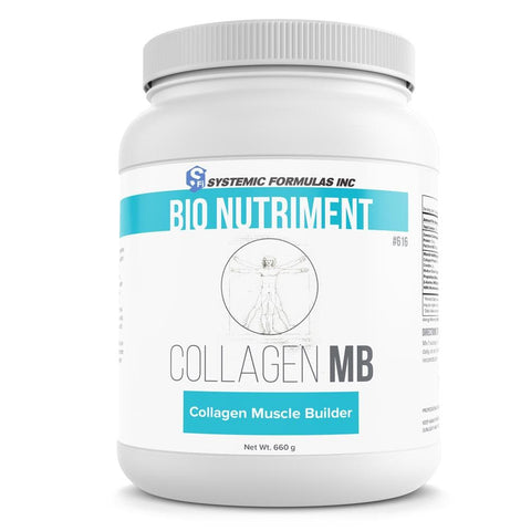 Systemic Formulas: #616 - Collagen MB - 660g