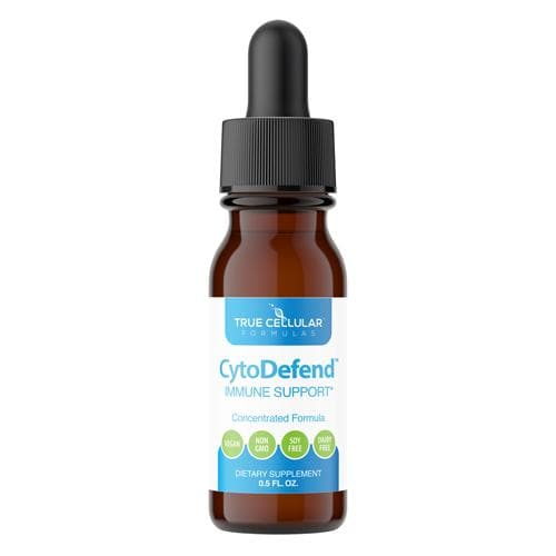 TCF - CytoDefend - Immune Support* (Super Concentrated)-  0.5 fl oz - Shipping Now!