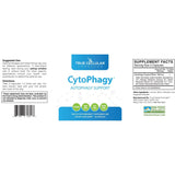TCF - CytoPhagy - 60 capsules- NEW LABEL!!! Same GREAT formula!