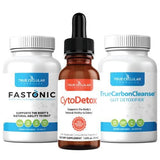 Fasting Trio - CytoDetox, Fastonic, TrueCarbonCleanse™