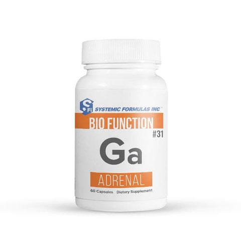 Systemic Formulas: #31 - Ga - ADRENAL
