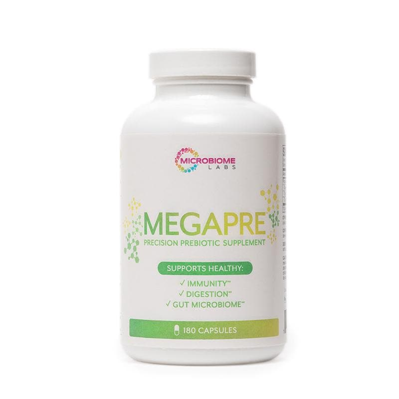 MicroBiome Labs - MegaPre 180 capsules
