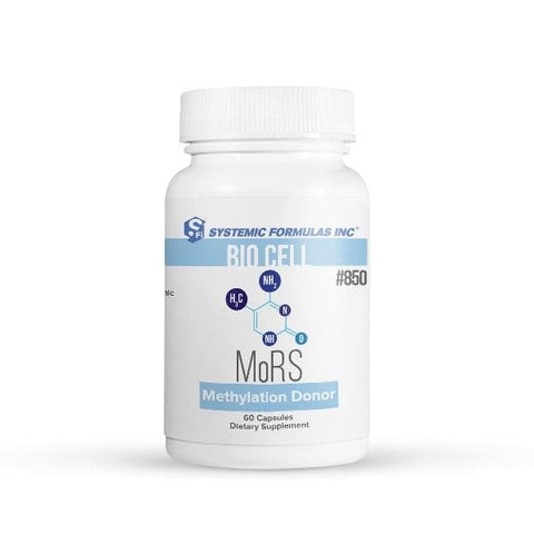 Systemic Formulas: #850 - MORS - METHYLATION DONOR - OUT OF STOCK