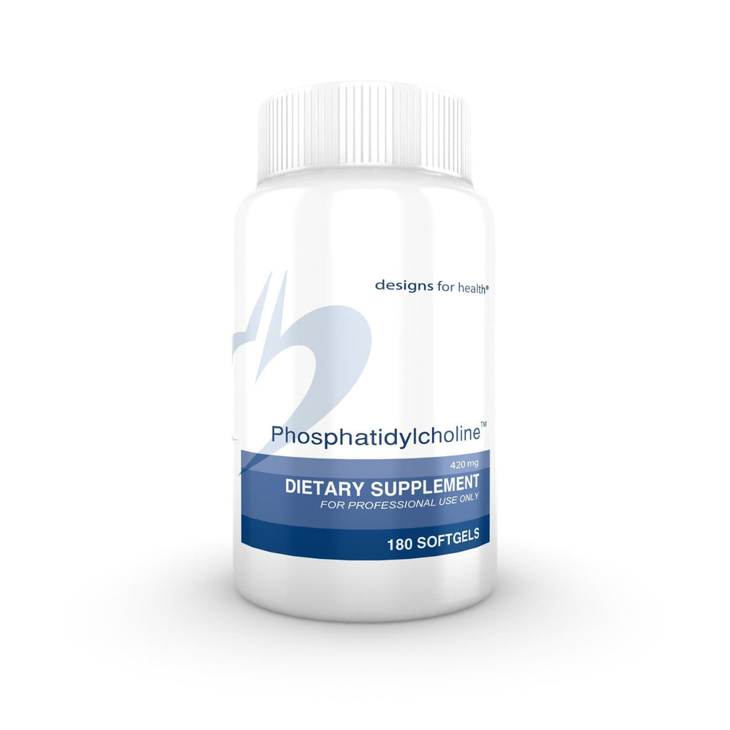 DFH - Phosphatidyl Choline 420 mg 180 softgels