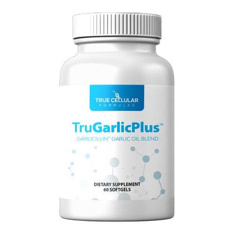 TruGarlicPlus™ - (formerly Allicillin™) - 60 softgels