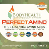 BodyHealth - PerfectAmino® - 150 tablets
