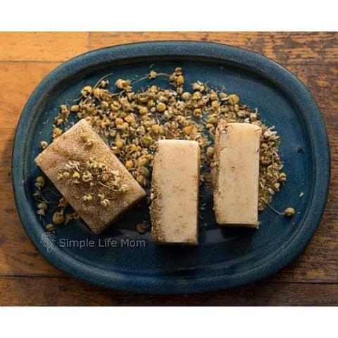 Simple Life Mom - Chamomile Tea Bar Soap - 4oz