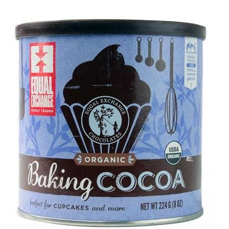 Equal Exchange - Baking Cocoa Powder 8oz.