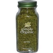 Simply Organic - Parsley (Organic) 2.31 oz.
