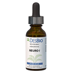 DesBio - Neuro I - 1oz tincture