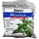 ZAND - Menthol HerbaLozenge® Soothing Menthol - 15 ct. Cough Drops