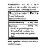DFH - Magnesium Buffered Chelate 120 vegetarian capsules