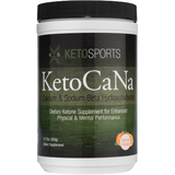 KetoSports - KetoCana 10.75oz (305g) Natural Orange Flavor