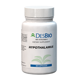 DesBio - Hypothalamus - 60 capsules - OUT OF STOCK