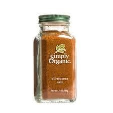 Simply Organic - All-Seasons Salt (Organic) 2.31 oz.