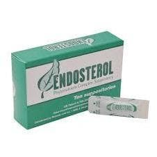 Endosterol	10 Suppositories