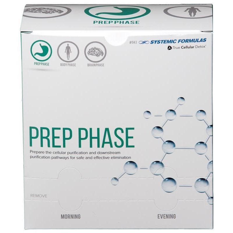 True Cellular Detox: Prep Phase #943 - 30 day supply
