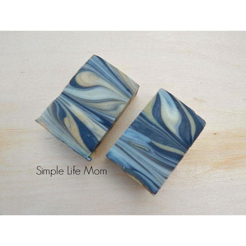 Simple Life Mom - Patchouli and Charcoal Soap 4oz.