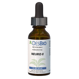 DesBio - Neuro II - 1oz tincture
