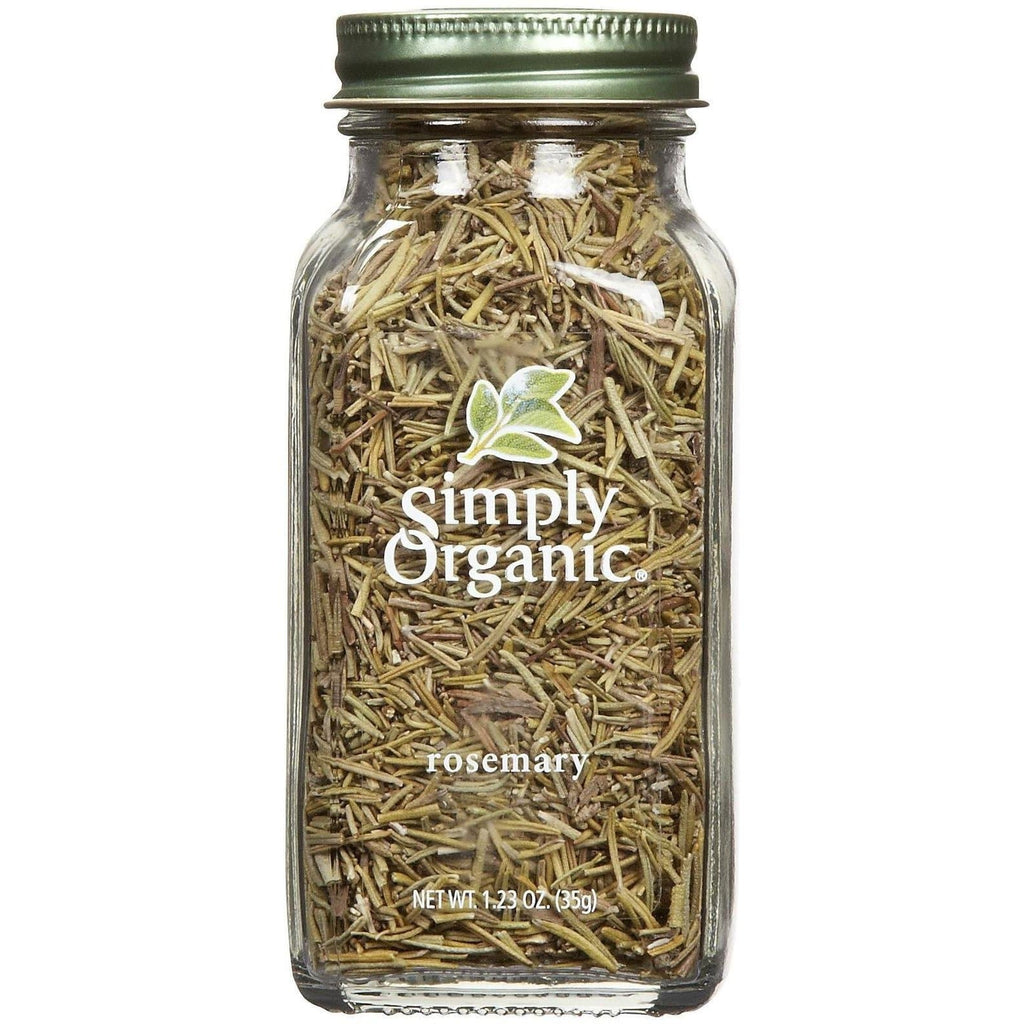 Simply Organic - Rosemary Leaf (Organic) 2.31 oz.