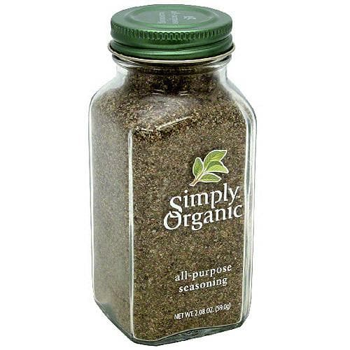 Simply Organic - All-Purpose Seasons (Organic) 2.31 oz.