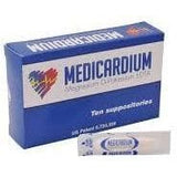 Medicardium 10 Suppositories