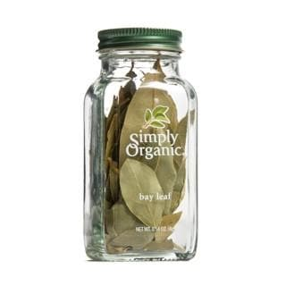 Simply Organic - Bay Leaf (Organic) 2.31 oz.
