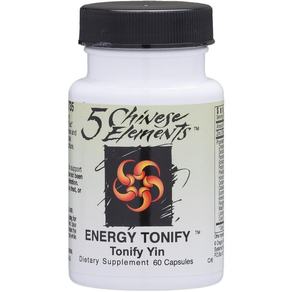 Systemic Formulas: #735 - ENERGY TONIFY - TONIFY YIN