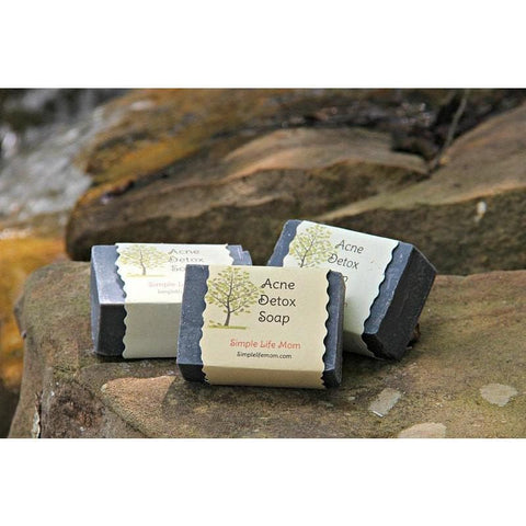 Simple Life Mom - Acne Detox Soap 4oz.
