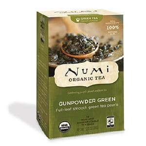Numi - Gunpowder Green - 18 Tea Bags - OUT OF STOCK