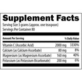 DFH - Buffered Vitamin C Powder 240g