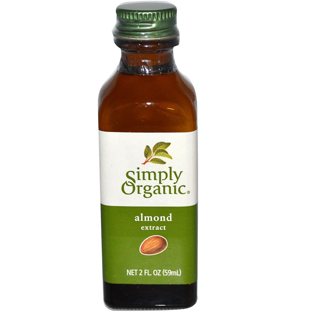 Simply Organic - Almond Extract 2 oz.