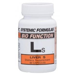 Systemic Formulas: #62 - Ls - LIVER S